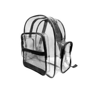 mochila cristal MCT01-2 trescua